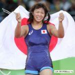 リオ五輪レスリング63kg級「金」川井梨紗子選手ってどんな人?