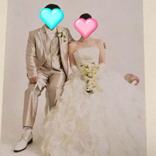 コロナの影響なんてなんのその。ご結婚され明るく前を向いて歩きだしたお二人のパワーを頂きました。きっと幸せな未来が二人を待っている事でしょう。