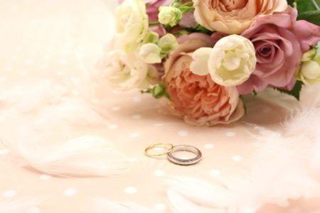 アラフォー女性の元会員様が入籍&ご結婚おめでとうございます
